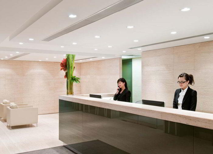 Receptionist Lobby - Virtual Offices in Macau