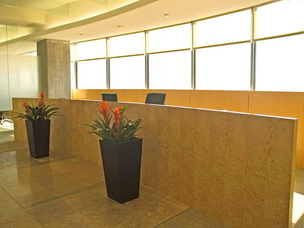 Receptionist Welcoming Area - Beverly Hills Virtual Office