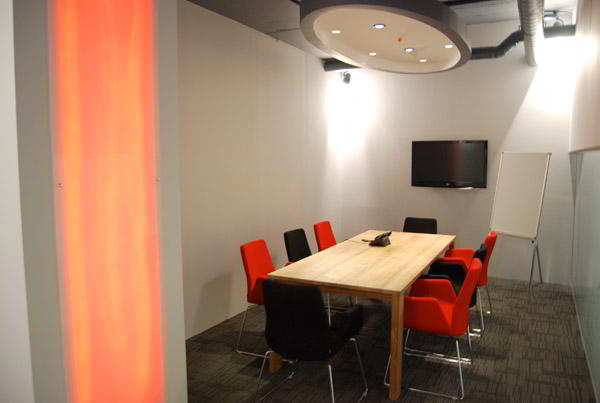 Turnkey Istanbul Conference Room