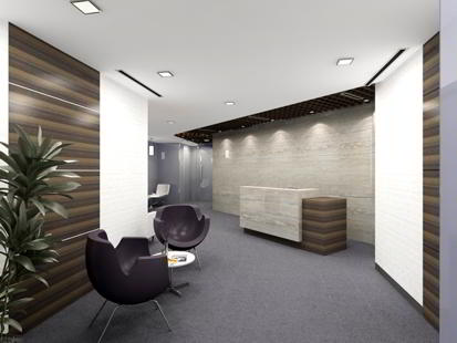 Mumbai  Virtual Office Space - Comfortable Commons Area