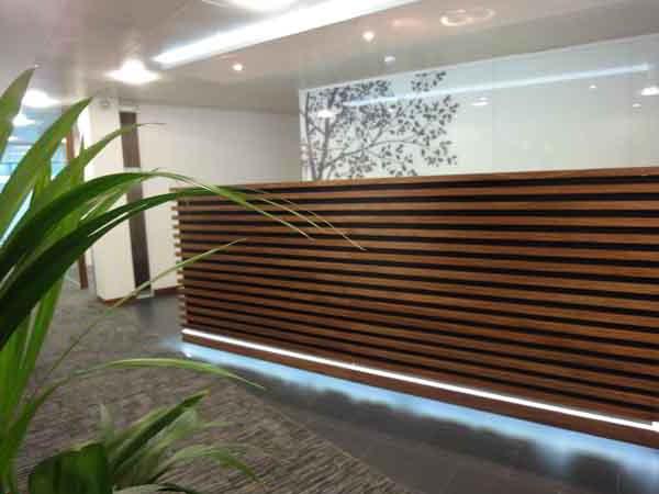 Stylish Entrance Lobby - Virtual Office in London Holborn