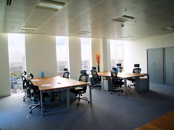 Turnkey London Holborn Conference Room