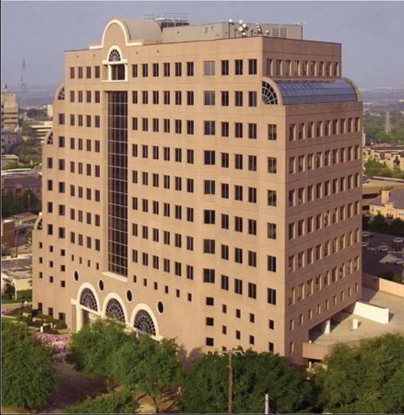 Dallas Virtual Office - Building Facade