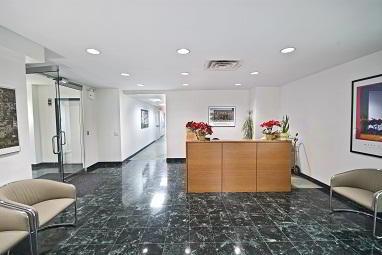 Stylish Entrance Lobby - Virtual Office in New York