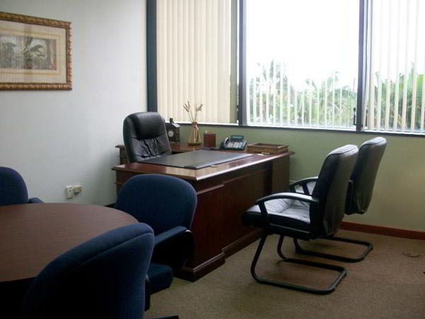 Temporary Boca Raton Office - Meeting Room