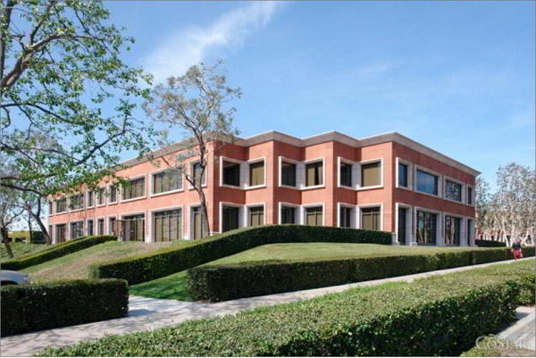 Newport Beach Virtual Office - Building Facade