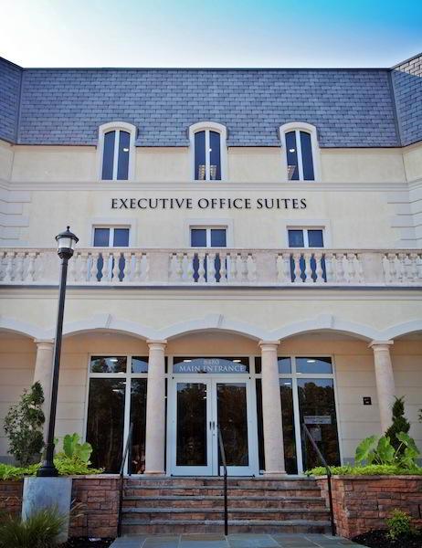 Exterior Facade - Raleigh Virtual Office Space