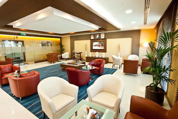 Dubai Live Receptionist and Business Address Lobby