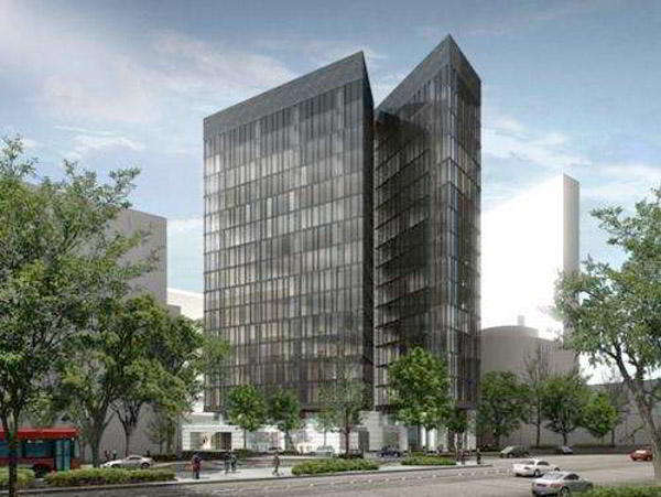 Exterior Facade - Mexico City Virtual Office Space