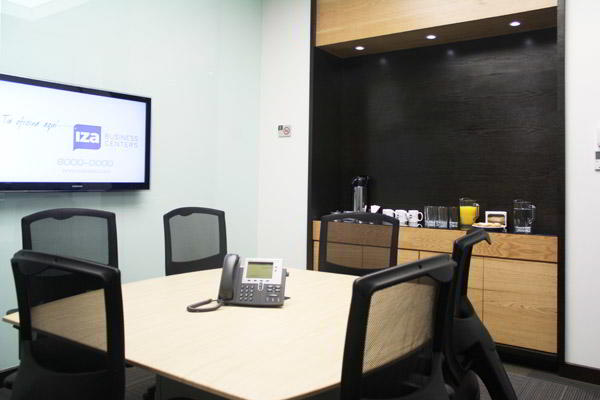 Turnkey Monterrey (San Pedro) Conference Room