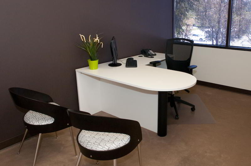 Temporary Mission Viejo Office - Meeting Room