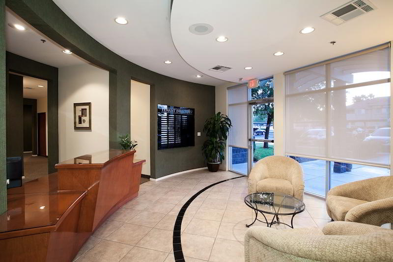 Receptionist Welcoming Area - Henderson Virtual Office