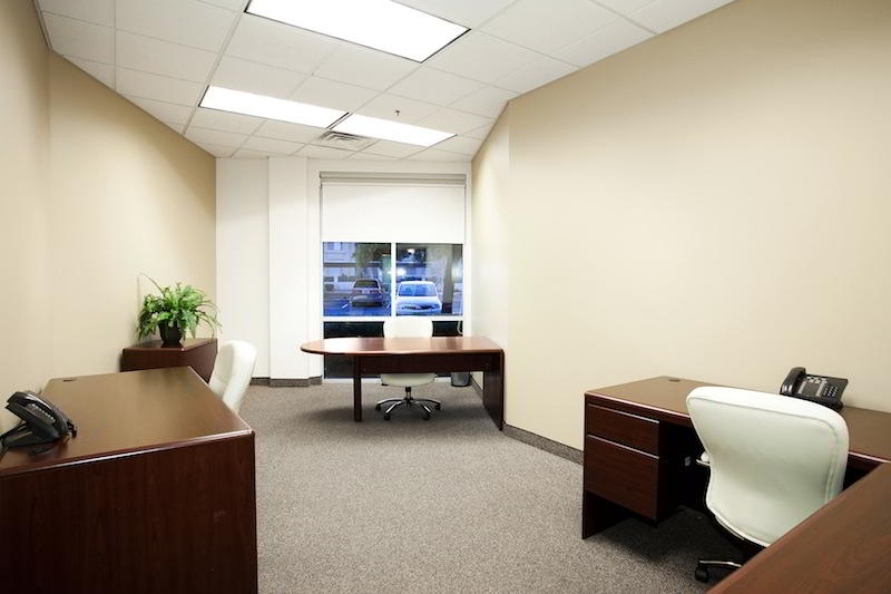 Henderson  Virtual Office Space - Comfortable Commons Area