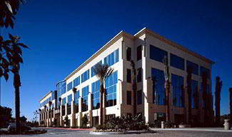 Mission Viejo Virtual Office - Building Facade