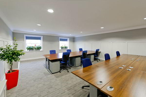 Turnkey London West End Conference Room