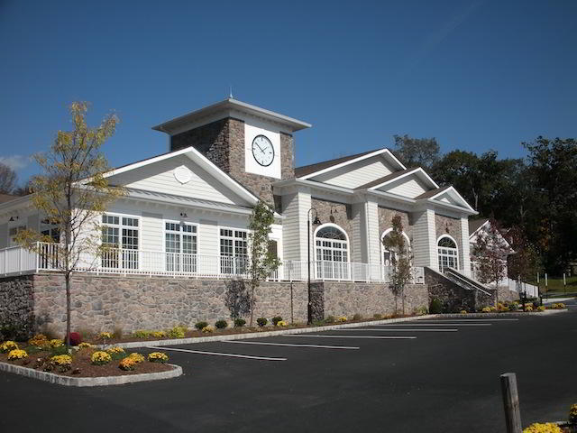 Exterior Facade - Pine Brook Virtual Office Space