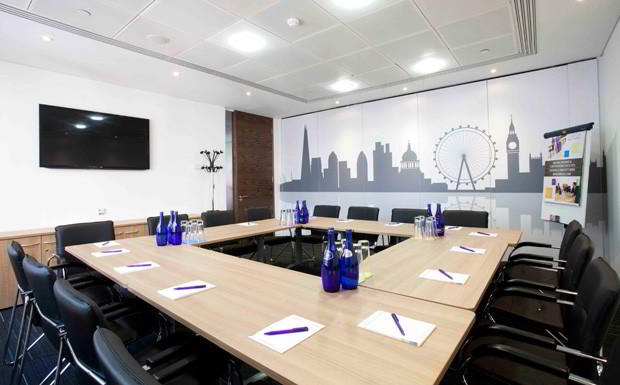 Turnkey London Conference Room