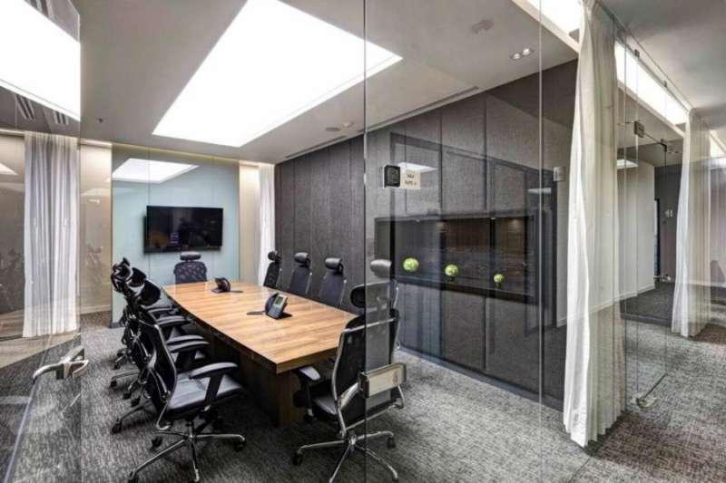 Stylish Mexico City Meeting Room