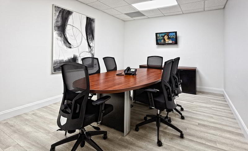 Turnkey Ft. Lauderdale Conference Room