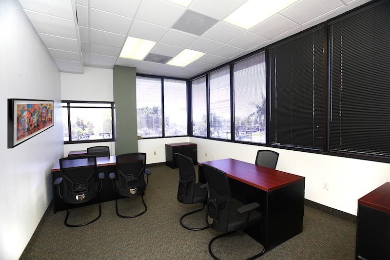 Ft. Lauderdale  Virtual Office Space - Comfortable Commons Area