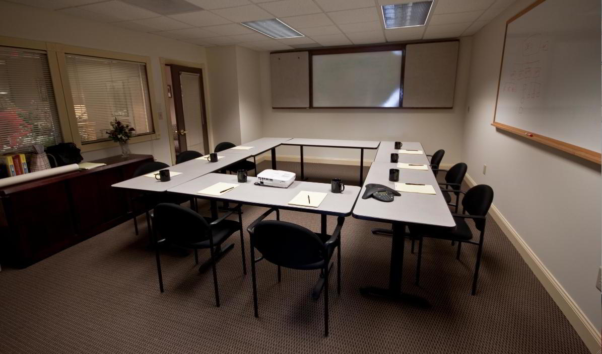 Turnkey Albany Conference Room