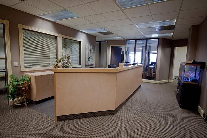 Receptionist Welcoming Area - Albany Virtual Office