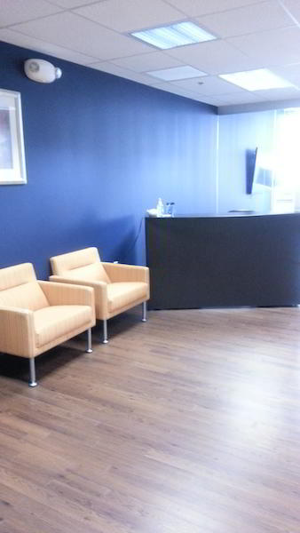Stylish Entrance Lobby - Virtual Office in Miami
