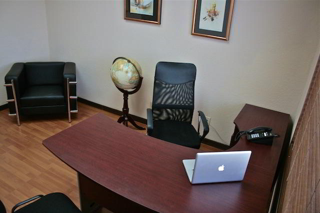 Cd. Juarez Temporary Private Office or Meeting Room