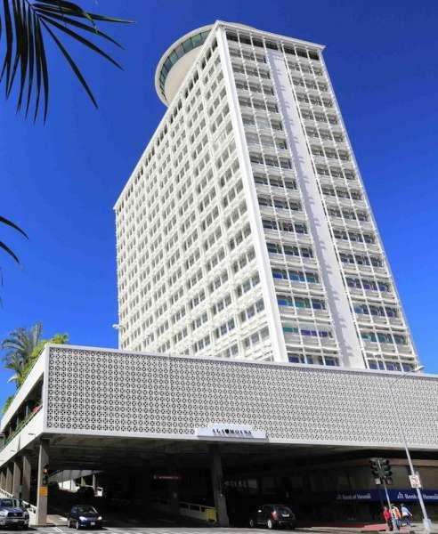 Honolulu Virtual Office - Building Facade