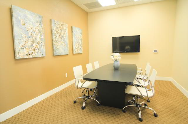 This Las Vegas  Virtual Office Meeting Rooms