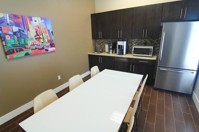Break Room - Kitchen Area - Las Vegas  Executive Suite