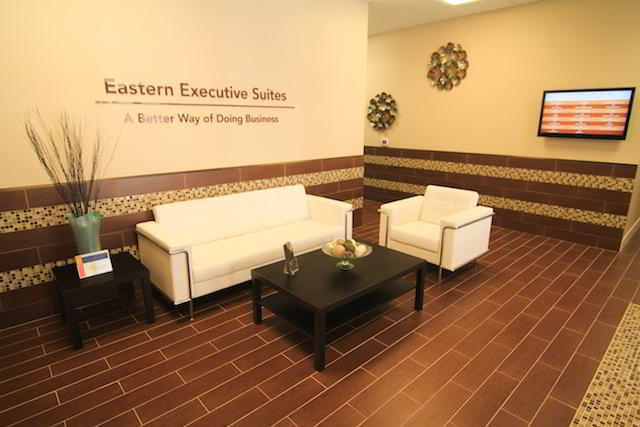 Stylish Entrance Lobby - Virtual Office in Las Vegas