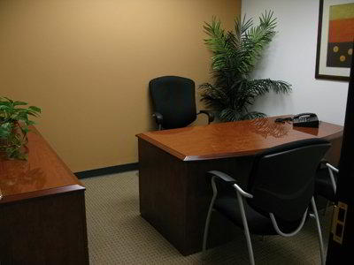 Temporary El Segundo Office - Meeting Room