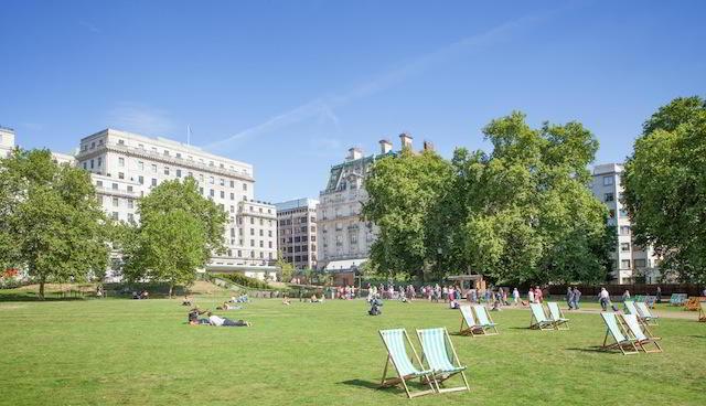 London Mayfair Virtual Office Building Location
