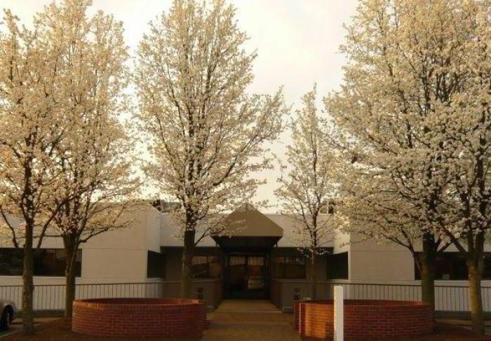 Knoxville Virtual Office - Building Facade
