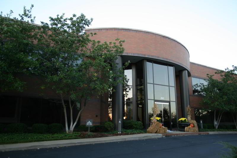 Louisville Business Address - Building Location
