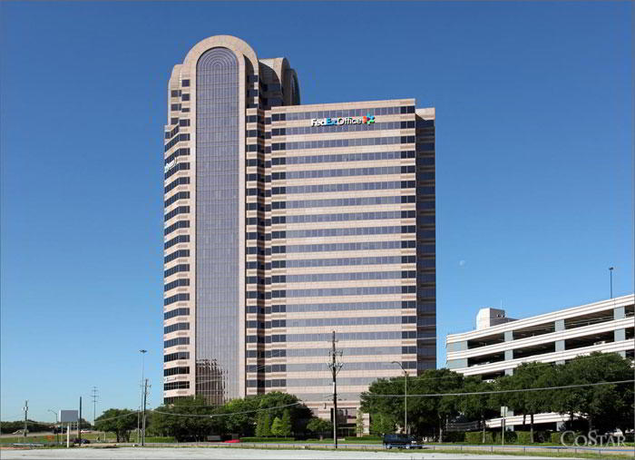 Dallas Business Address - Building Location