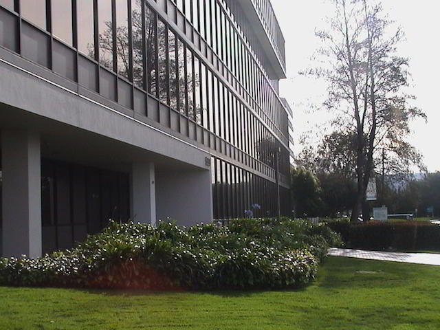 Burlingame Business Address - Building Location