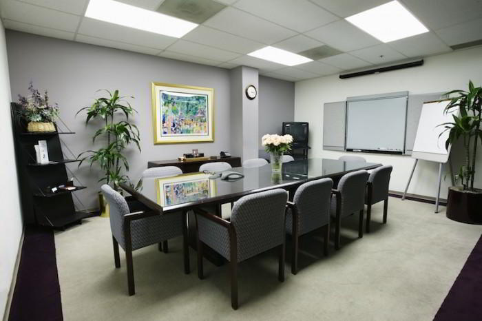 Nice Conference and Meeting Rooms in Burlingame