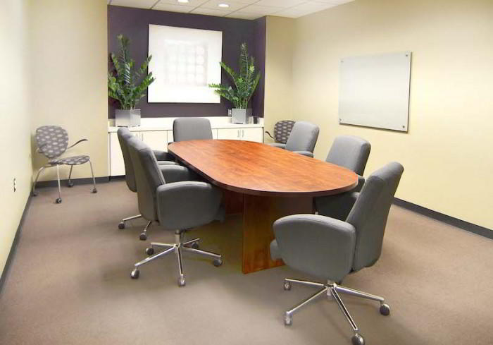 This Duluth Virtual Office Meeting Rooms