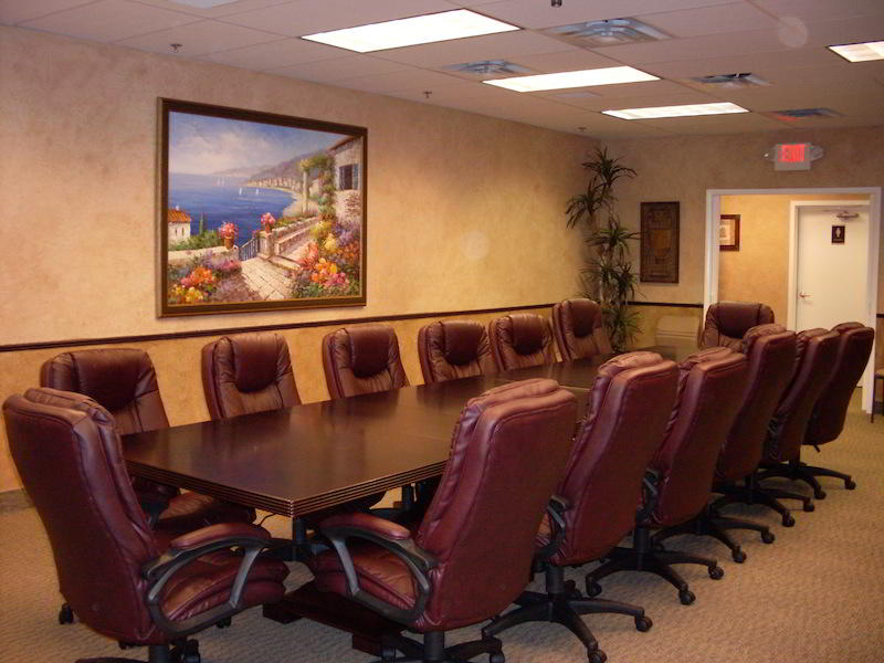 Turnkey Boca Raton Conference Room