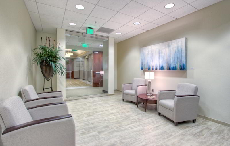 Atlanta Virtual Office Space - Comfortable Commons Area
