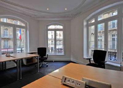 Paris Busines Address - Lounge Area