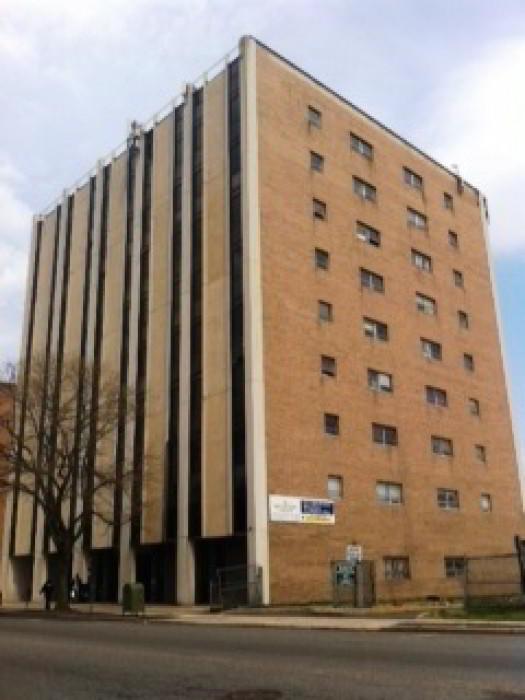 East Orange Virtual Office - Building Facade