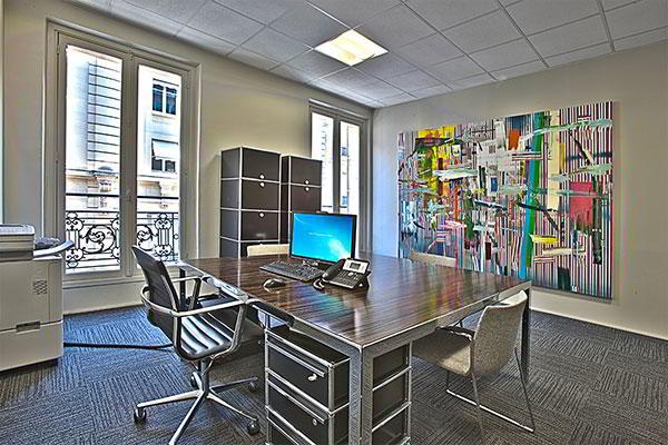 Paris Virtual Office Building