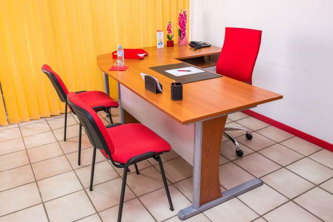 Virtual Offices Baie-Mahault - Temp Offices or Meeting Room