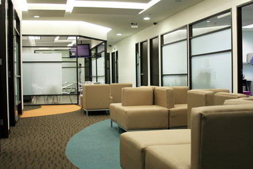 San Pedro Garza García, N.L. Virtual Office Address - Lounge Commons Area
