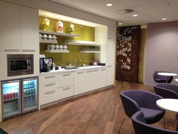 Break Room - Kitchen Area - Perth Virtual Office