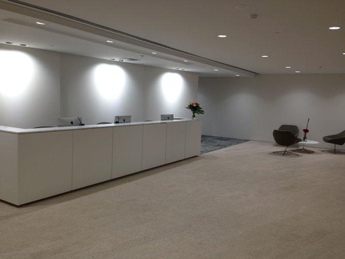 Receptionist and Mail Area - Perth Virtual Office
