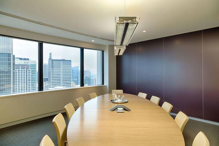 Turnkey Sydney Conference Room
